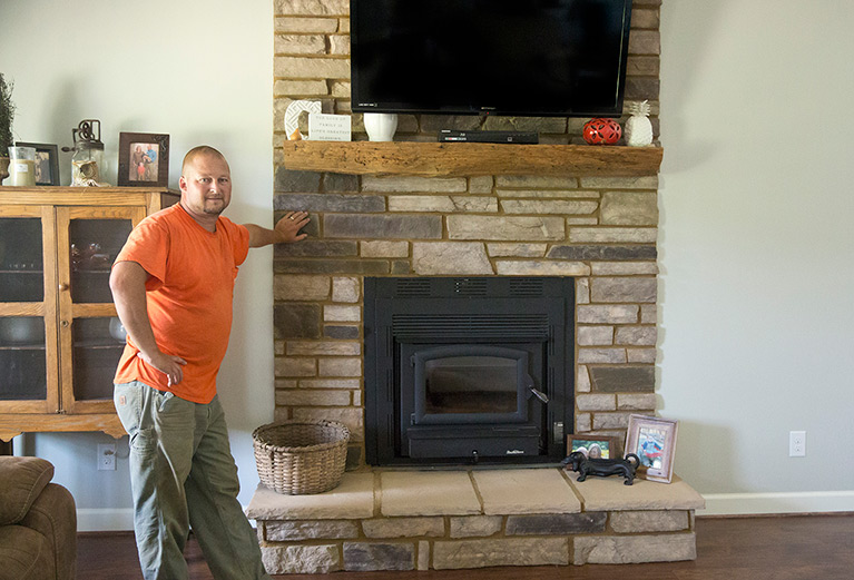 Clean Sweep Chimney Sweep Offers Full Installation Of Special Insert Stoves  That Are Specifically Designed To Be Retrofit Into Your Existing Fireplace,  ...